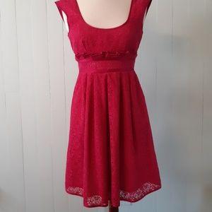 Nanette Lepore pink dress